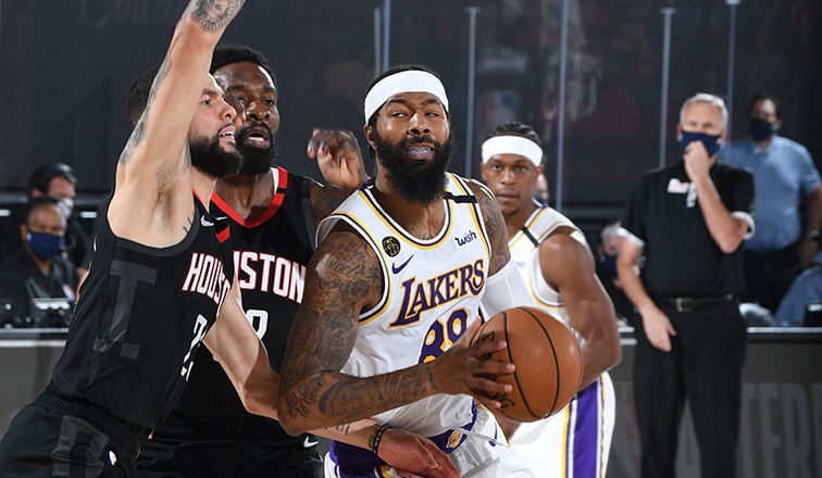 Running Diary: Lakers 119 | Rockets 96 | Los Angeles Lakers