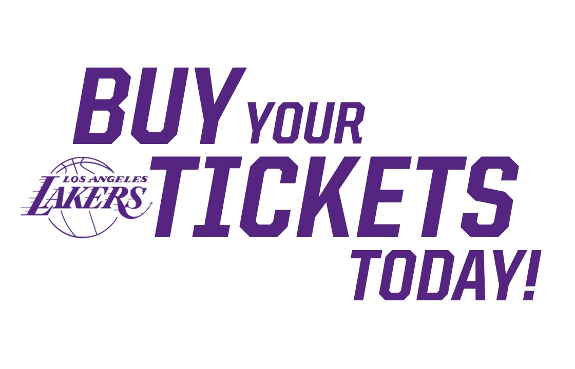 Buy Lakers Tickets!