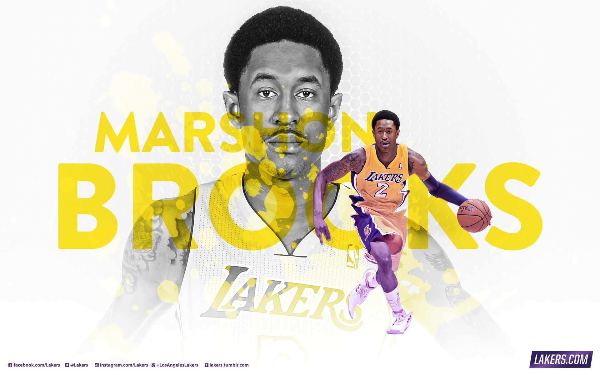 Player Wallpaper - MarShon Brooks