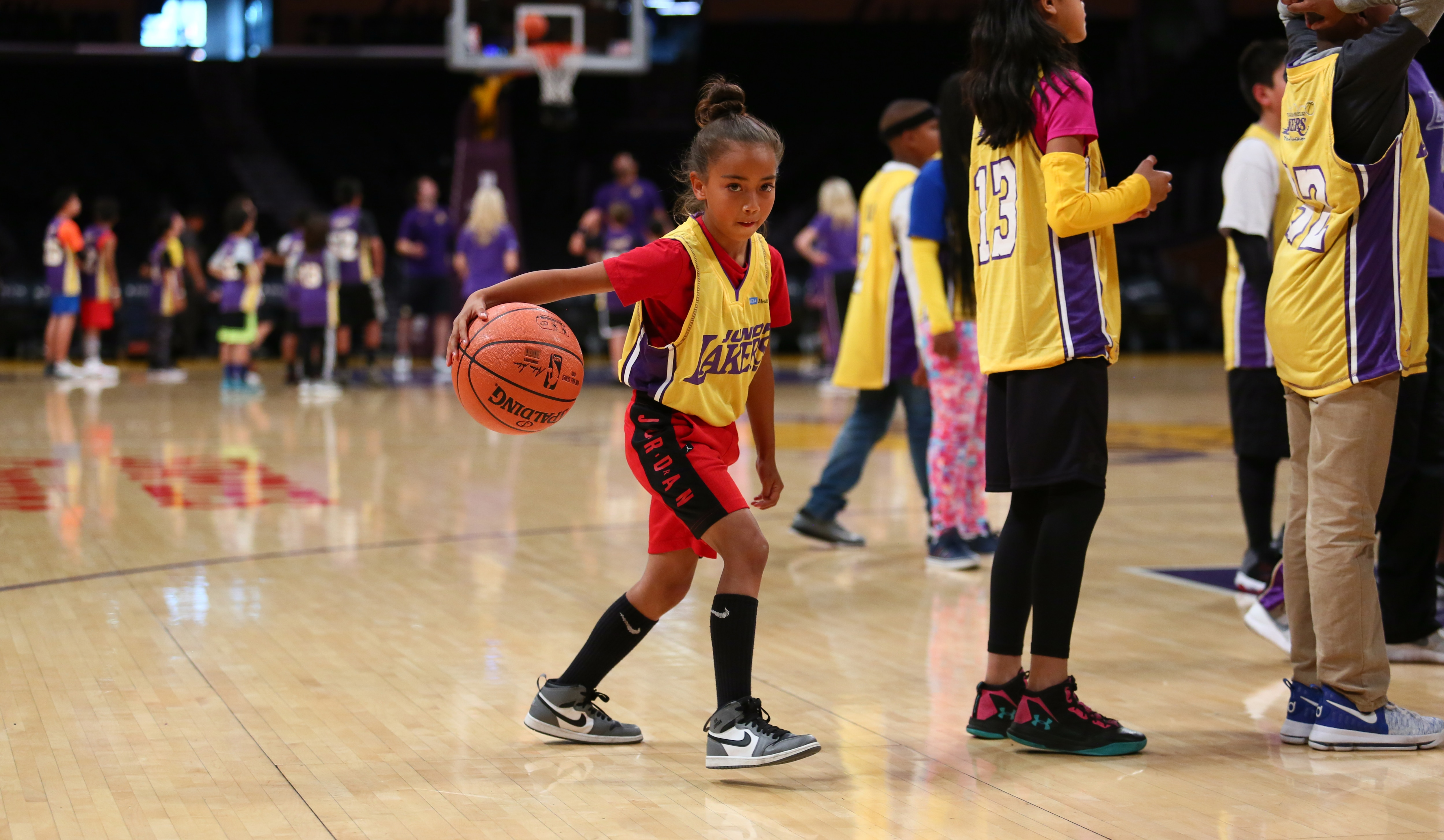 Toyota Of New Orleans >> How USA Basketball Standards Affect Junior Lakers | Los ...