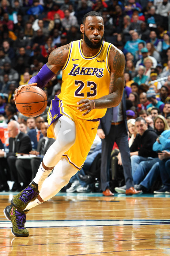 Los Angeles Parking Tickets >> Photos: Lakers at Hornets (12/15/18) | Los Angeles Lakers