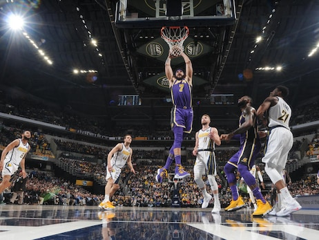 Photos: Lakers at Pacers (02/05/19)