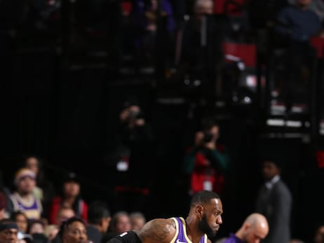 Photos: Lakers vs Trail Blazers (12/06/2019)