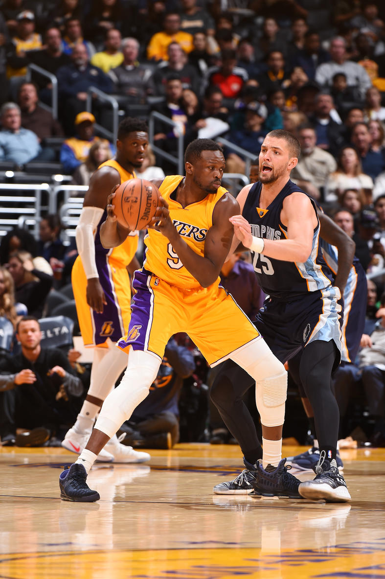 2017 Player Capsule Luol Deng