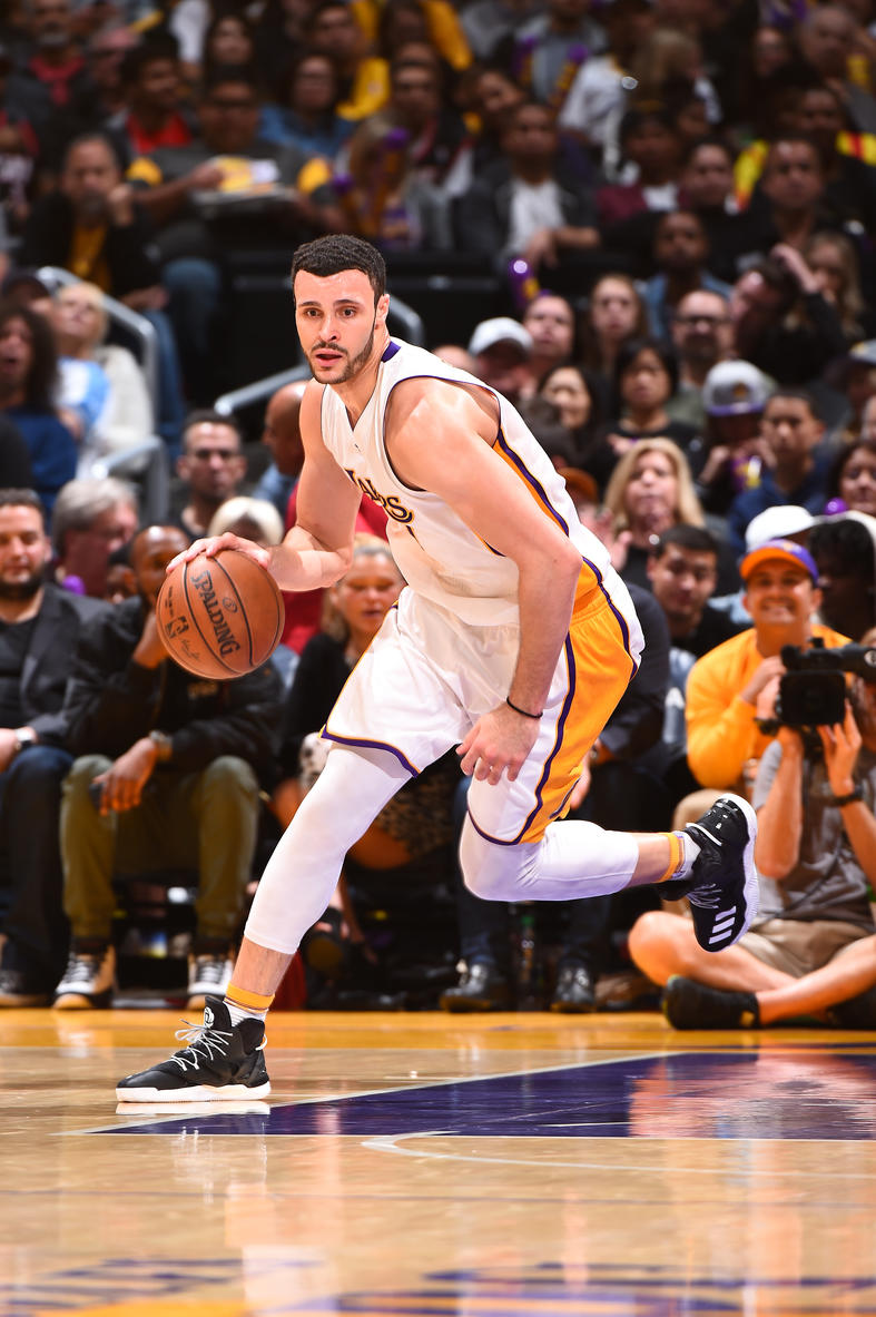 2017 Player Capsule Larry Nance Jr