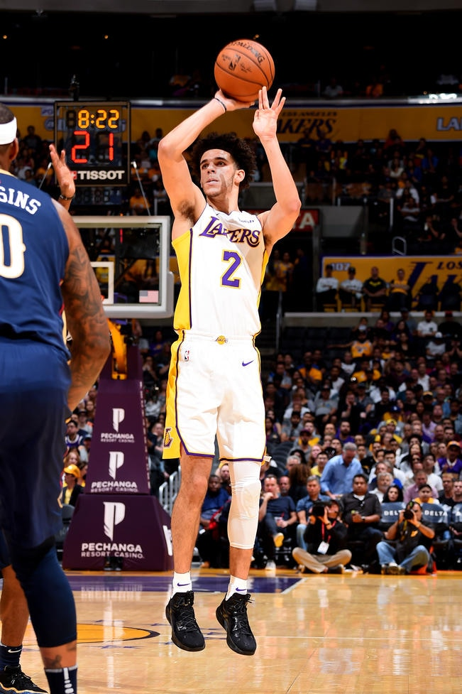 Listen To Text Messages >> Photos: Lakers vs. Pelicans (10/22/17) | Los Angeles Lakers