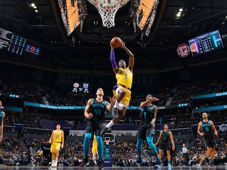 Best of Lakers-Hornets