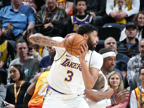 Photos: Lakers vs Jazz (12/04/2019)