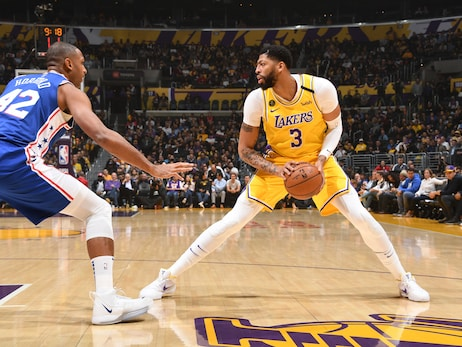 Photos: Lakers vs 76ers (03/03/2020)