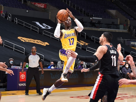 Running Diary: Lakers 115 | Trailblazers 107 (12/28/20)