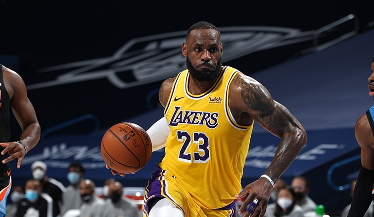 Lakers Notch New Franchise Record 7 0 Start Los Angeles Lakers