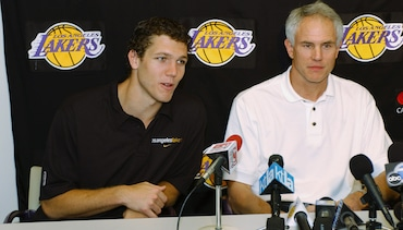 Luke Walton Through the Years
