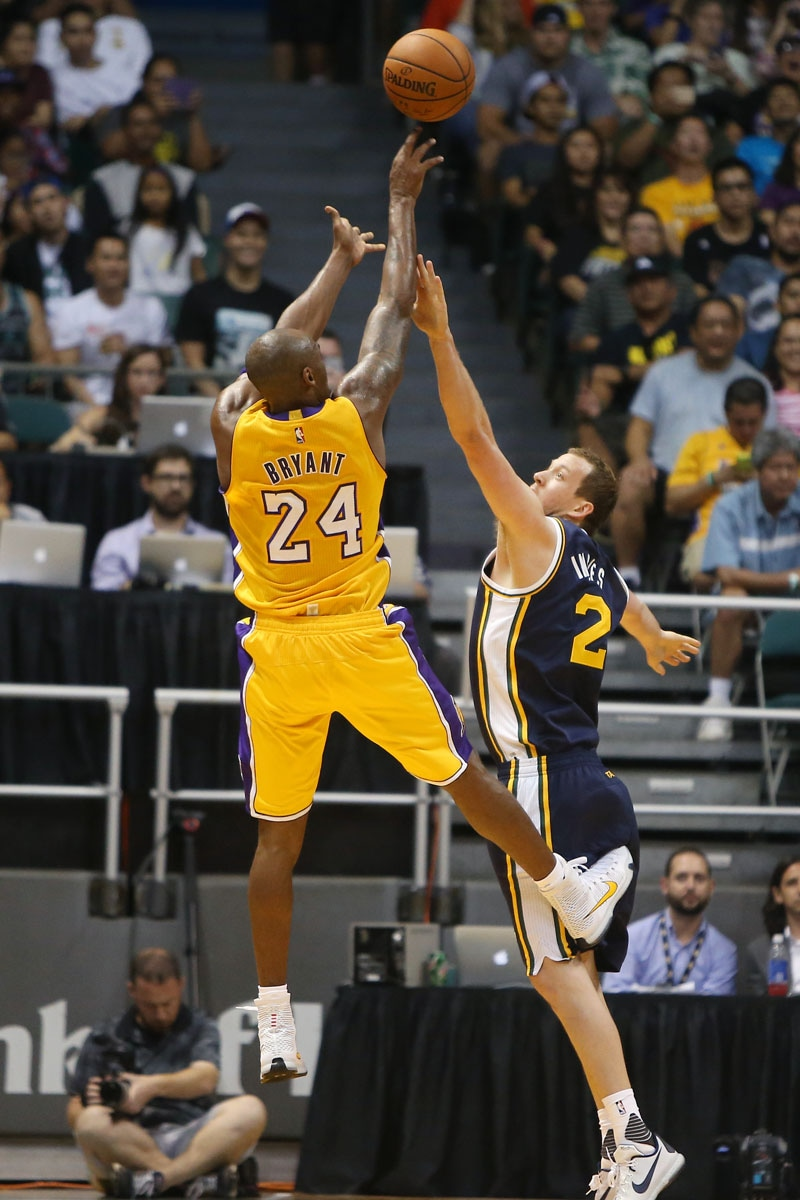 Preseason Gameday: Jazz vs. Lakers (10/4/15) | Los Angeles Lakers
