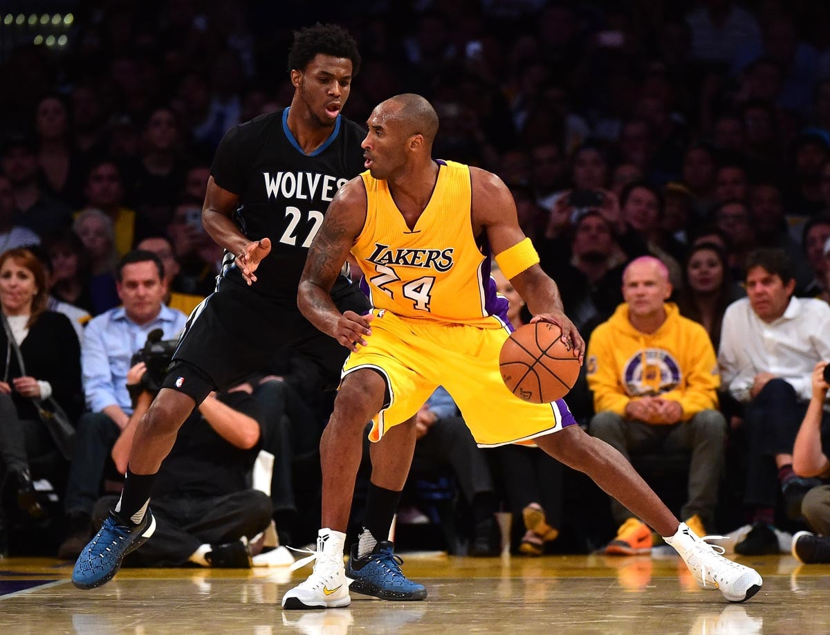 an analysis of kobe bryant as a player Espn announced a partnership with los angeles lakers legend kobe bryant and his studio, granity studios kobe bryant partners with espn on new analysis show the focus will be on aiding both players and coaches.