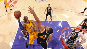 Kobe's Final Game: Lakers vs. Jazz