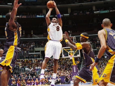 Best of Lakers Pacers