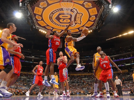 Best of Lakers-Pistons