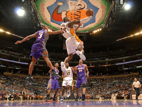 Best of Lakers-Suns