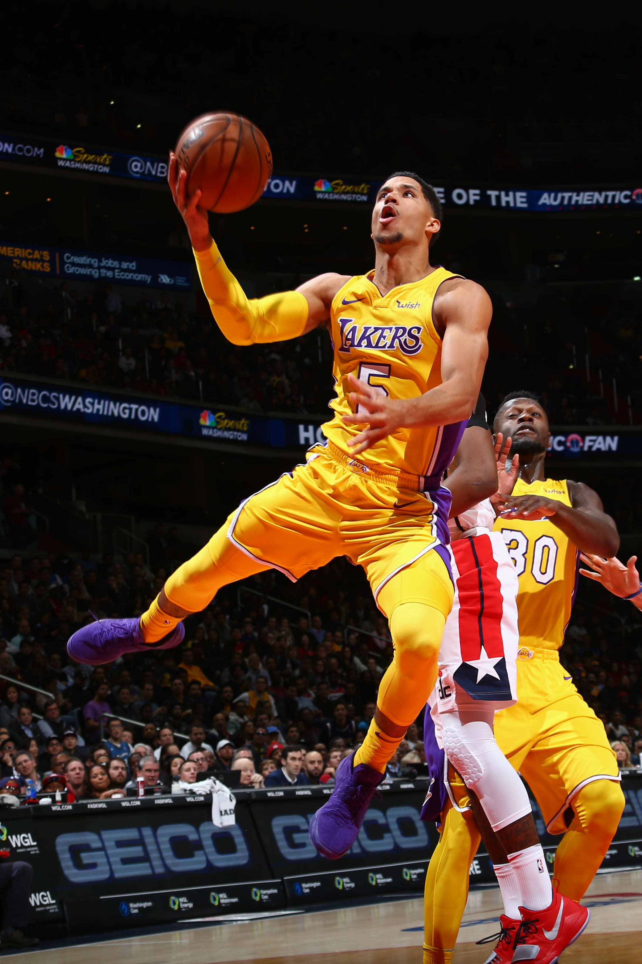 Photos: Lakers vs. Wizards (11/09/17) | Los Angeles Lakers