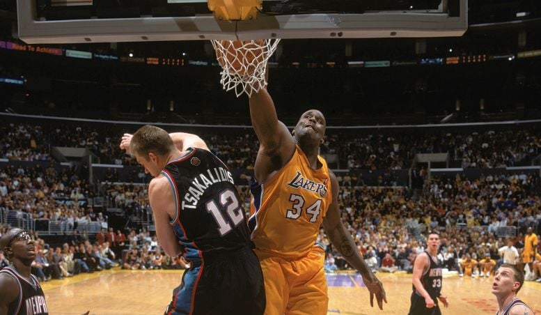 Shaquille O'Neal's Top Accomplishments | Los Angeles Lakers