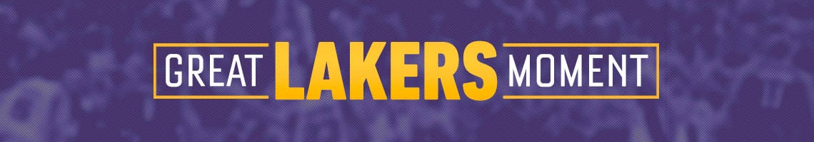 Great Lakers Moments