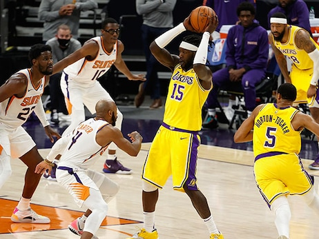 Lakers vs. Suns, Three Things to Know: March 2, 2021