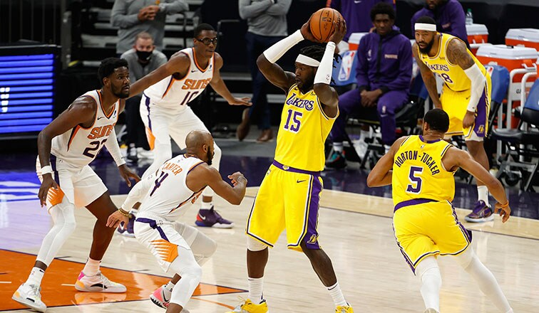 Lakers vs. Suns, Three Things to Know: March 2, 2021 | Los Angeles Lakers