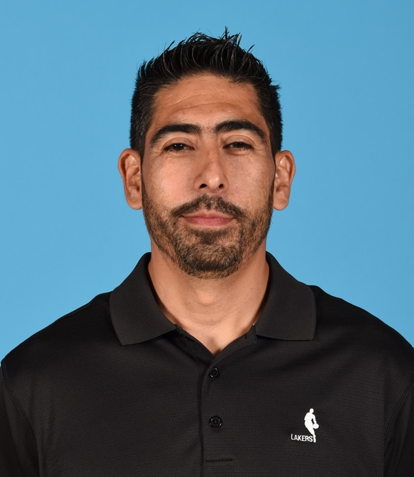 Head Athletic Trainer Marco Nunez
