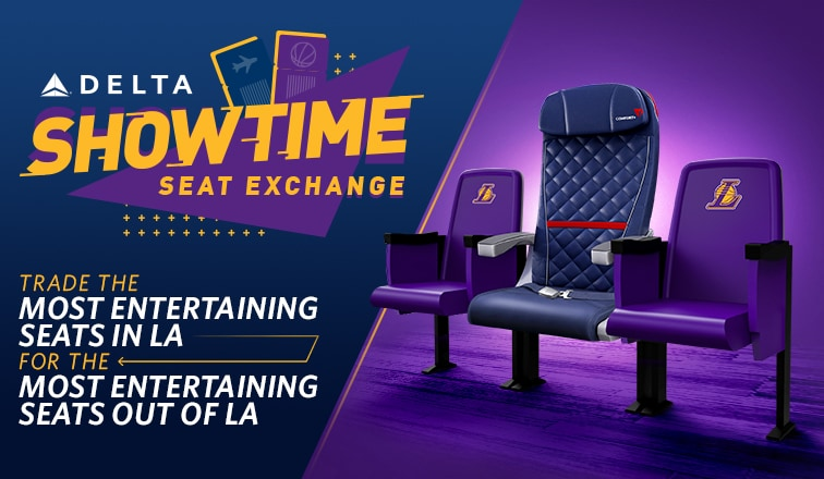 Delta Showtime Seat Exchange