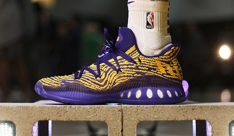 Lakers Sneaker Cam Photos