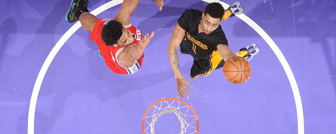 9f0c707e1 Lakers  Top 16 Moments of 2016