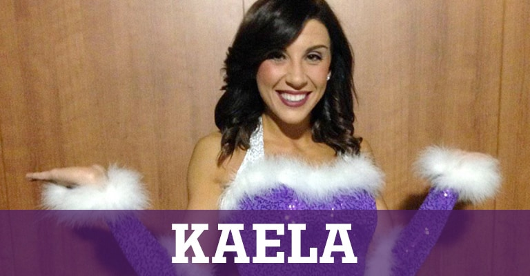 Laker Girls Livin' - Kaela