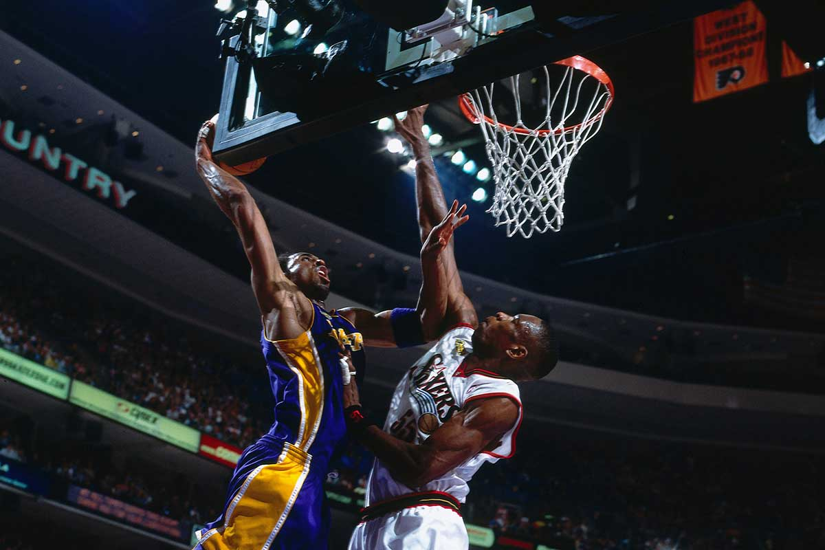 Kobe Bryant vs. The NBA | Los Angeles Lakers