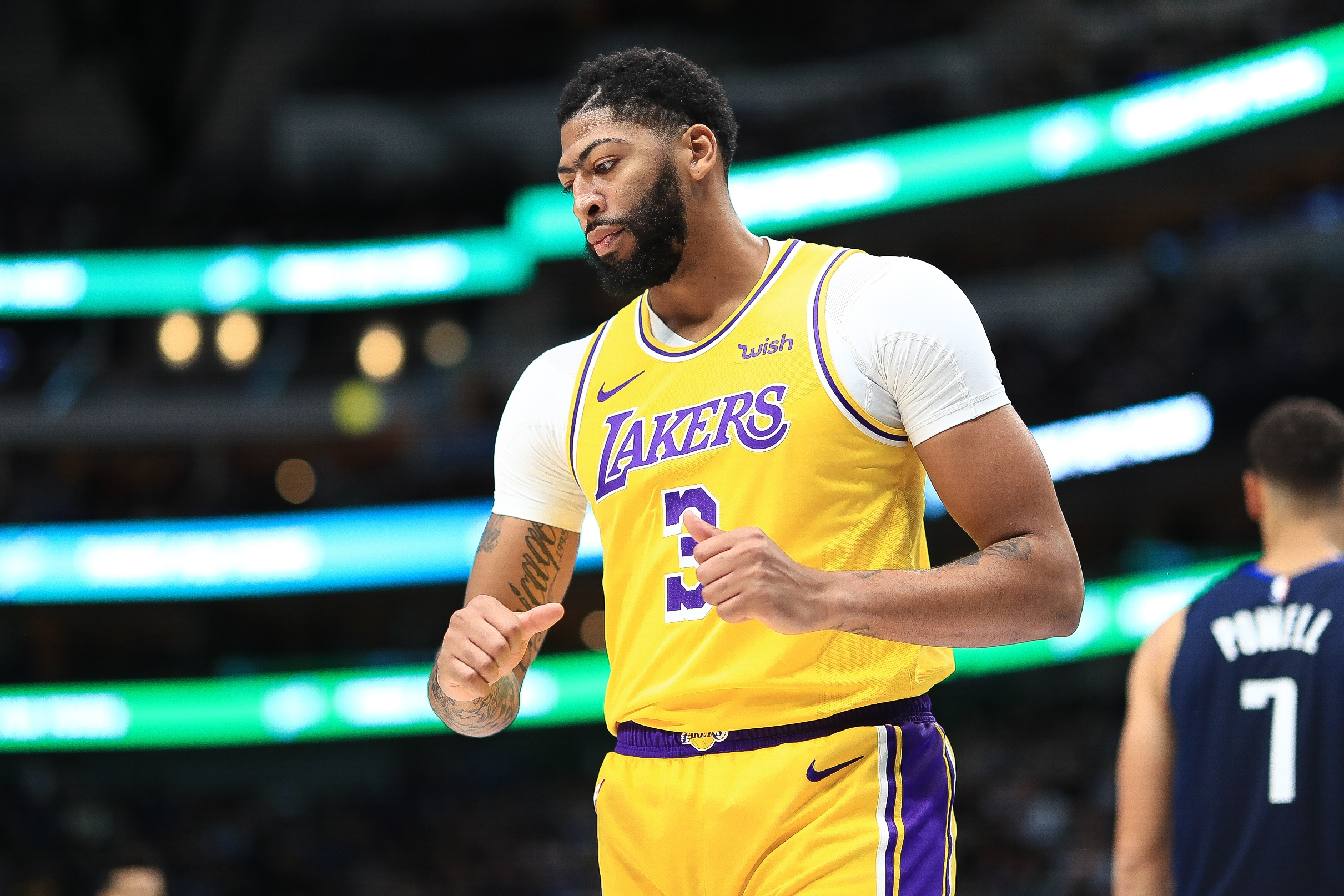 Anthony Davis Day 19-20 | Los Angeles Lakers