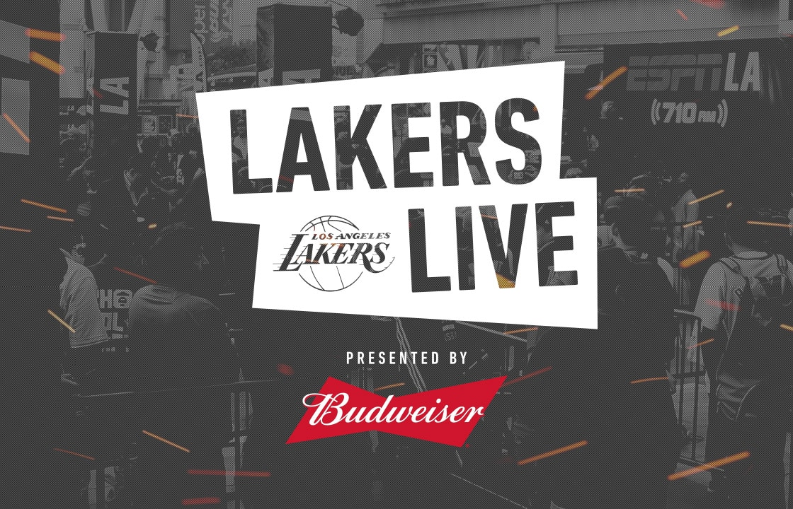 Lakers Live