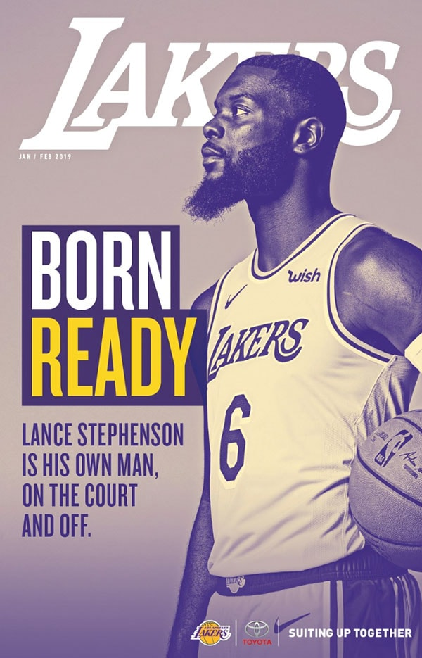 Lakers Magazine Issue Number 2