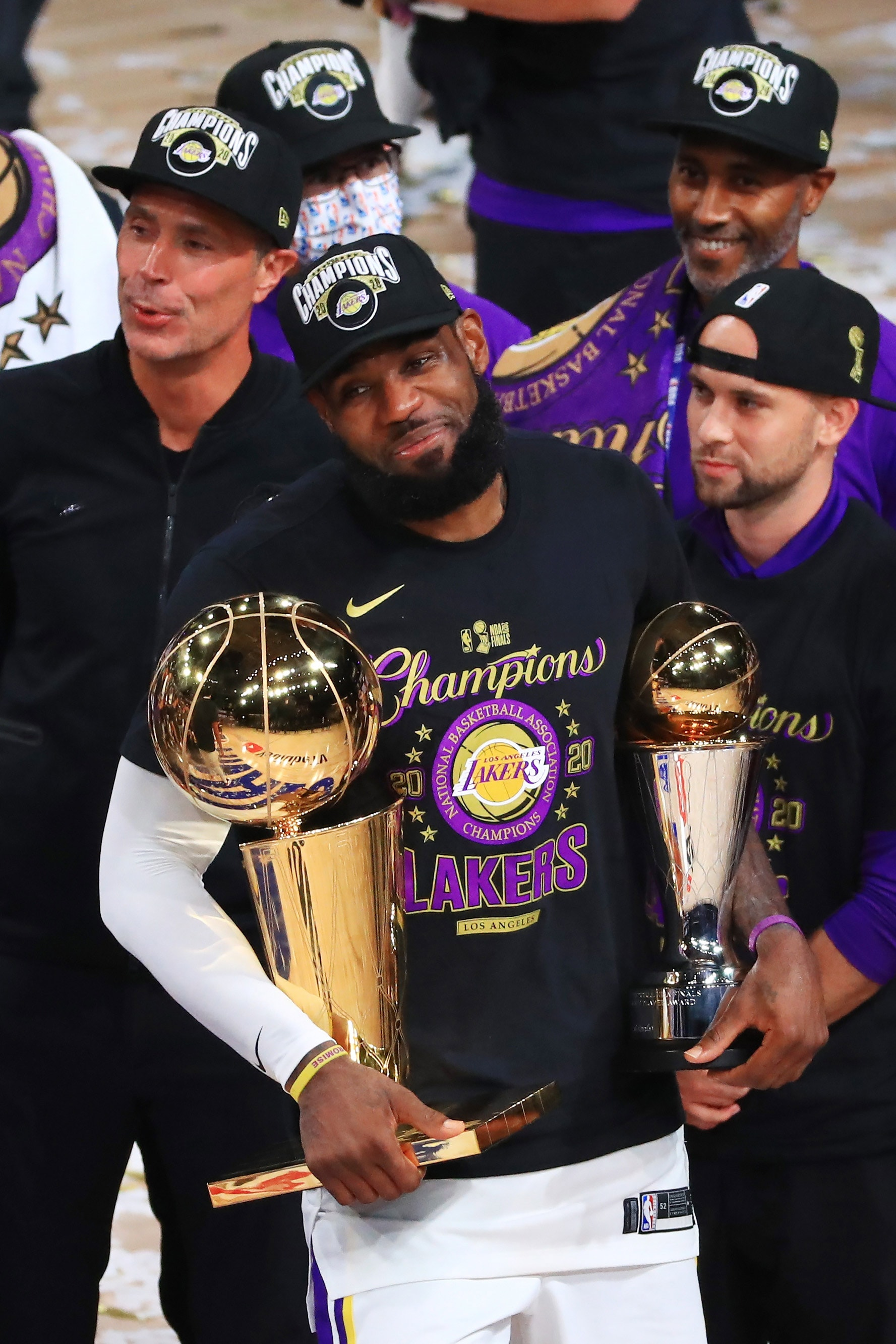 Photos: Lakers NBA Champions Celebration (10/11/20) | Los Angeles Lakers