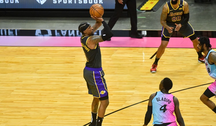 Lakers Slide in South Beach