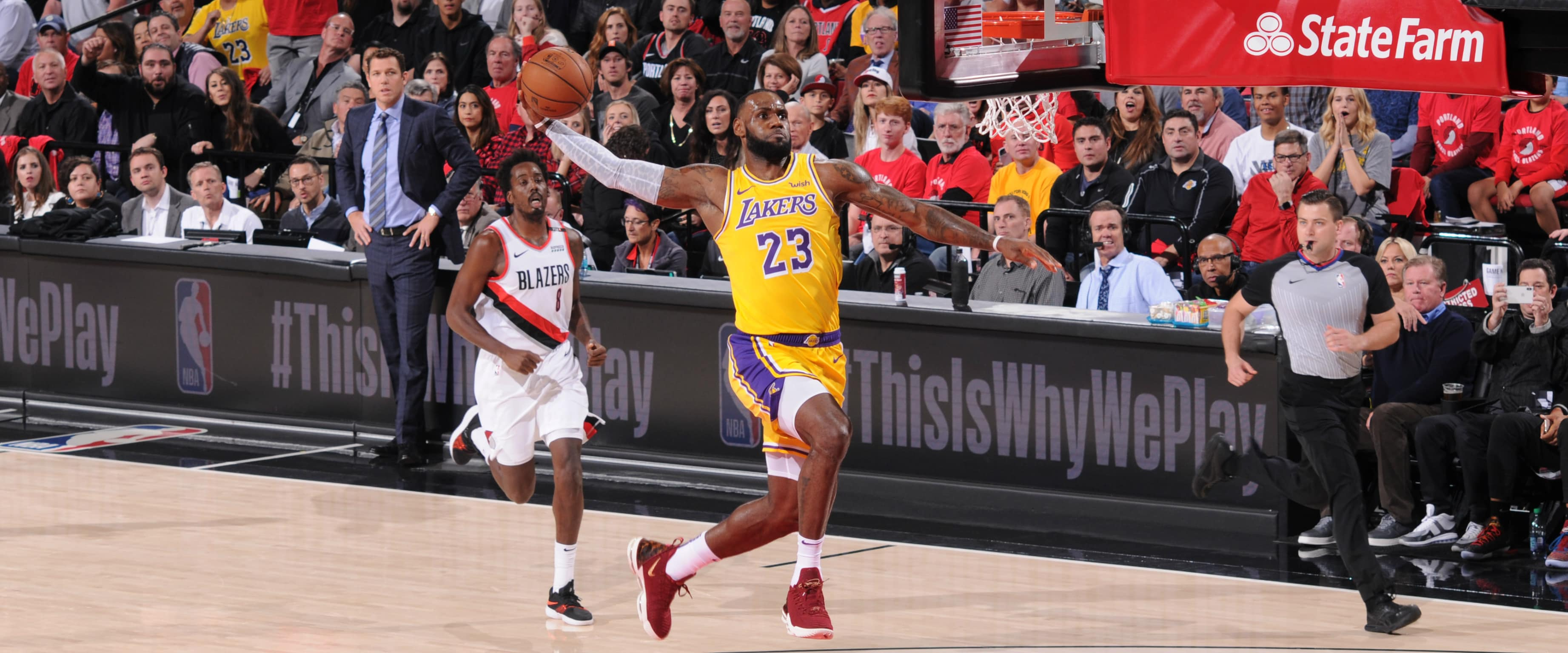 dea63d6e556 Lakers 2018-19 Season Review