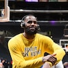 """LeBron on """"Space Jam"""", LAL Future and More"""