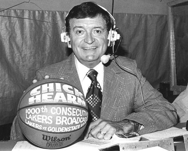 Chick Hearn Tribute | Los Angeles Lakers