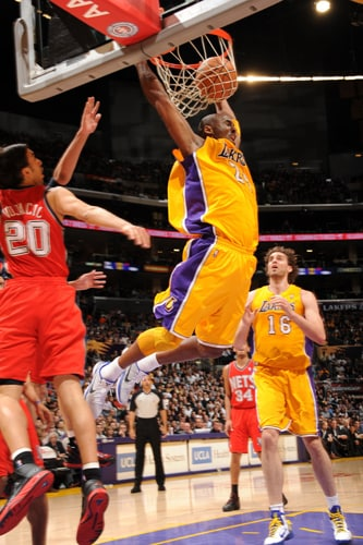 1 14 11 Lakers vs Nets Photo Gallery  fe36a968c