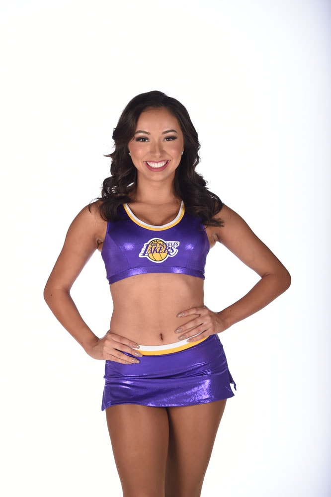 Laker Girls - Cameryn