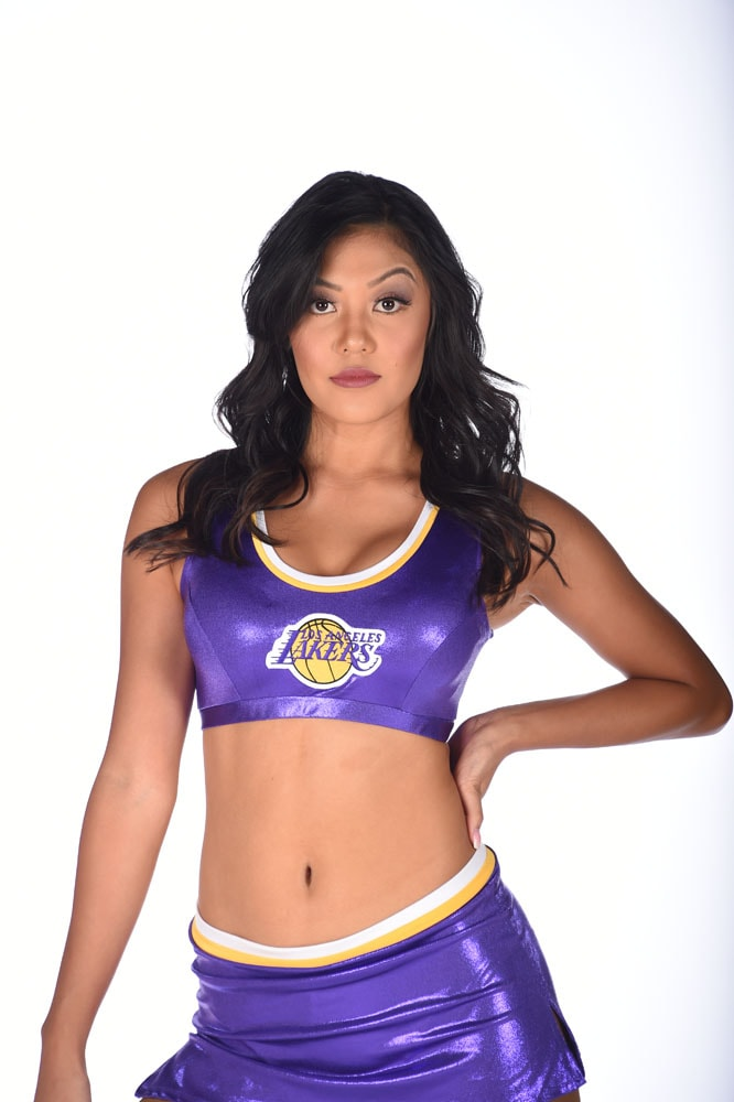 Laker Girls - Kyra