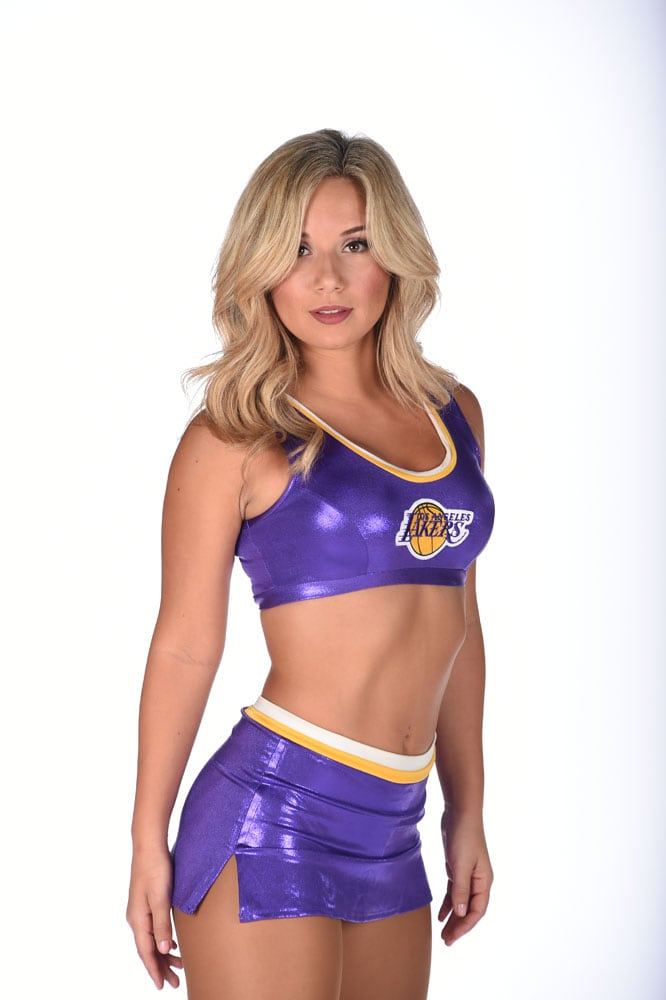 Laker Girls - Marissah