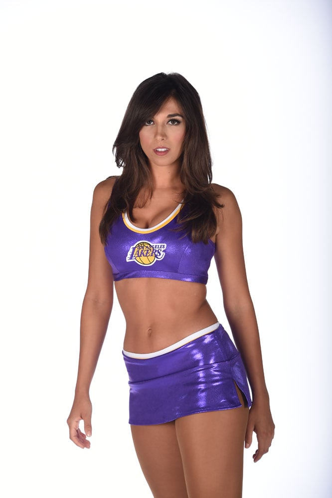 Laker Girls - Mikayla