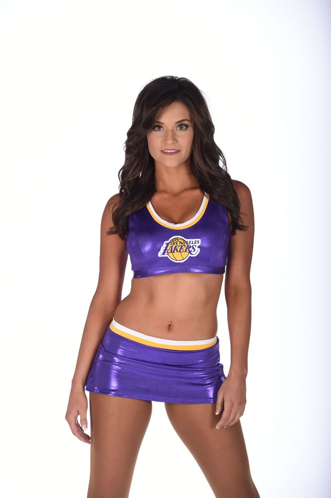 Laker Girls - Raquel