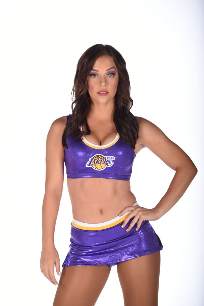Laker Girls - Roxy