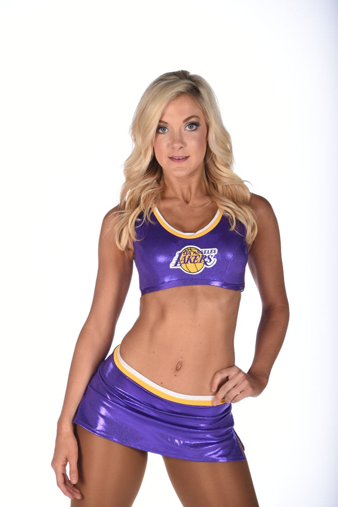 Laker Girls - Tiege