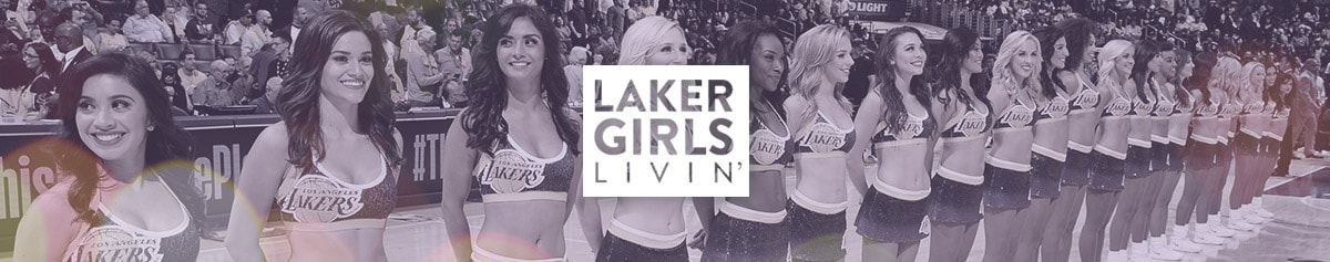 Laker Girls Livin'